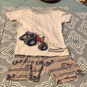 Other - Monster truck pajamas